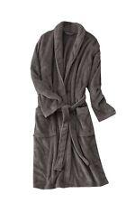 Comfortable Bathrobe Dressing Gown Supersoft Luxurious Coral Fleece Men&Women