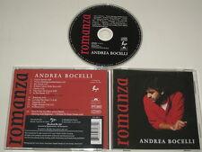 Andrea Bocelli/romanza (Polydor 537 487-2) CD Album