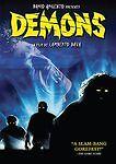 Demons (Special Edition) DVD, , Lamberto Bava