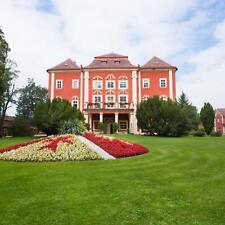 Tschechien Böhmen nahe Prag 2 Pers. First Class Schloss Hotel Dinner ab 1 Nacht