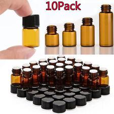 Make Up Tool Essential Oil Bottle Sample Jar Refillable Bottles Glass Vials