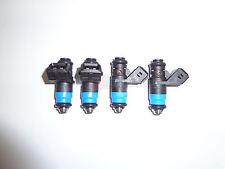 Siemens 60lb/hr Fuel Injectors Fit EV1 Bosch Short Stubby Pico 630cc Mototron 4