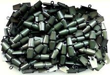 34mm x 17mm Dark Khaki Green Toggle Shank Lightweight Buttons Button (Q520)