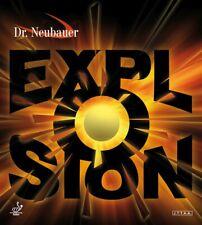 Dr.Neubauer Explosion Kurznoppenbelag Surface de Tennis Table Boucle