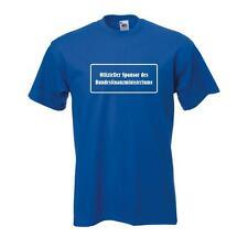 Sponsor ufficiale del Commonwealth..., Fun T-shirt Divertenti proverbi SHIRT (fs158)