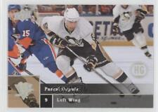 2009-10 Upper Deck HG Glossy #294 Pascal Dupuis Pittsburgh Penguins Hockey Card