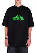 T-shirt uomo baggy THEBLUESKIN Maglietta blueskin skate hip hop rap tbs01