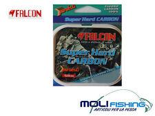 NYLON FLUOROCARBON FALCON SUPER HARD CARBON-PESCA TRAINA-BOLOGNESE-SURFCASTING