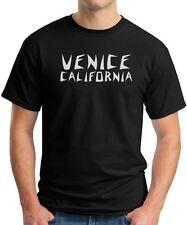 Black T-Shirt VENICE California suicidal tendencies skate los angeles punk