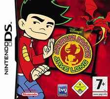 American Dragon Jake Long (Nintendo DS, 2006)
