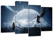 final fantasy,  split canvas prints
