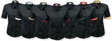 Camicia Donna Lavoro Ristorazione Nera Woman Restaurants Black Shirt C04BD
