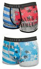 Boxer parigamba uomo underwear DATCH articolo DM0053 STAMPA USA