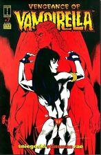 Vengeance of Vampirella 7 SIGNED SNIEGOSKI 1994 Harris