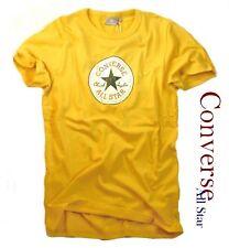 T-Shirt by CONVERSE All Star *Vintage Patch Tee Gr. S* Basic T-Shirt banana*NEU