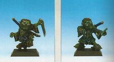 Confrontation/Rackham Goblin Ninjas 1 RK12137 ALGBSP08 Blister NEU!