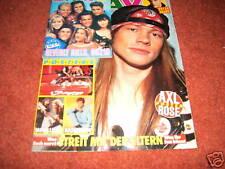Bravo 92 37  Bryan Adams Fantastischen vier Metallica