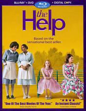 The Help (Three-Disc Combo: Blu-ray/DVD + Digital Copy), , Very Good DVD, Octavi