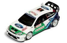 IXO ram073 ram140 ram168 ram189 FORD FOCUS WRC RALLY MODELLO AUTO 2002/04/05 1:43