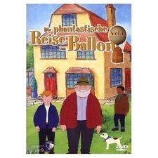 Die phantastische Reise in einem Ballon - Vol. 1 ( Kinder-Zeichentrick ) DVD