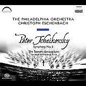 """Tchaikovsky: Symphony No. 5; The Seasons (""""January""""-""""June"""" [Hybrid SACD ], New M"""