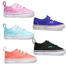 Vans T Authentic Kleinkind-Sneaker Kinder-Schuhe Stoffschuhe Sommerschuhe