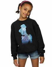 Disney niñas Princesses Cinderella Filled Silhouette Camisa De Entrenamiento