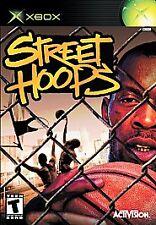 Street Hoops  (Xbox, 2002) Brand New / Sealed