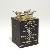 Crestran Audio-Übertrager / Transformator 2000 Ohm auf 250 Ohm, gekapselt