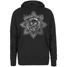 MOTÖRHEAD - Pig Badge - Girl Kapuzenpulli Hooded Sweater - Größe Size XL