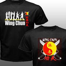 New Grand Master Ip Man Wing Chun Tsun Kungfu T-shirt