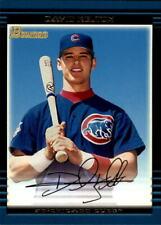 2002 Bowman Baseball Base Singles #344-438 (Pick Your Cards)