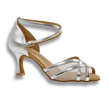 7 c Rumpf Premium Line 9295 Damen Latein Salsa Merengue Bachata Tanz Schuhe Abs