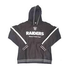 New NFL Women's Oakland Raiders Hoody Sweatshirt Small-Large National Football