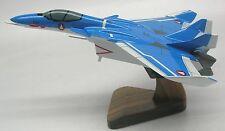 VF-0D Phoenix Macross Airplane Wood Model Replica Large Free Shipping