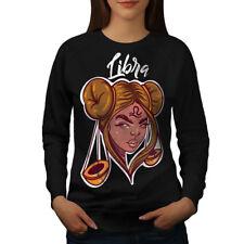 Libra Zodiac Sign Fashion Women Sweatshirt NEW | Wellcoda