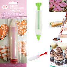 Cake Icing Pen Write Art Draw Cream Tube Nozzle SugarCraft Pastry Decorate Bake