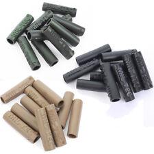 Cord Tubes - Toggle Case Hoodie Zipper Elastics Colour Option Set of 10 New