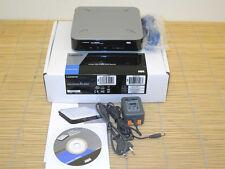 NEU Cisco Linksys RVL200-EU 4-Port SSL/IPsec VPN Router NEW OPEN BOX