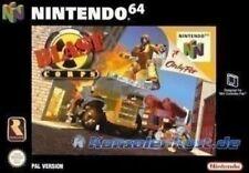 N64 Blast Corps  / Zustand auswählbar