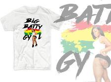 Reggae T-Shirt Dancehall Stylee Poom Poom Shots Sean Paul, Alkaline, Nicki Minaj