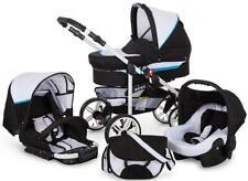 Lux 4 Kids Poussette Siège-auto siège sport nacelle bébé baignoire bébé Buggy Neuf Matrix Go