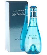 Cool Water Perfume by Davidoff For Women New Eau de Toilette Spray FREE SHIPPING
