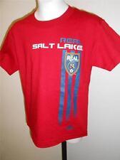 NEW Real Salt Lake MLS Youth Sizes S-M-L-XL (8-10/12-14/16-18/20) Adidas Shirt