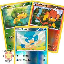 Black & White Reverse Holo Common Pokemon Cards Choose Your Own!