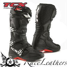 TCX X-Helium Michelin Suole Nero Moto da Fuoristrada Motocross Moto Mx Stivali