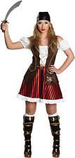 Piratin Freibeuterin Pirat Karneval Fasching Kostüm 34-44