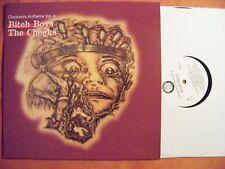 Bitch boys + the Cheeks mécanique Anthems vol. 4 LP