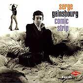 Comic Strip by Serge Gainsbourg (CD, Sep-1996, Mercury) JANE BIRKIN FRENCH POP