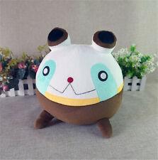 Anime Steins Gate Makise Kurisu Cosplay Brown Pink Plush Toy Stuffed Doll Gift